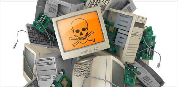 E-waste poses a grave danger to the global community, we must raise the awareness level