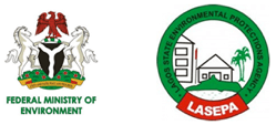 Partners with the Federal Ministry of Environment and the Lagos State Environmental Protection Agency (LASEPA)
