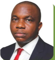 Ernest Onwubu (Director of Finance)